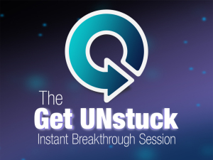 TheGetUNstuck instantbreakthroughsession