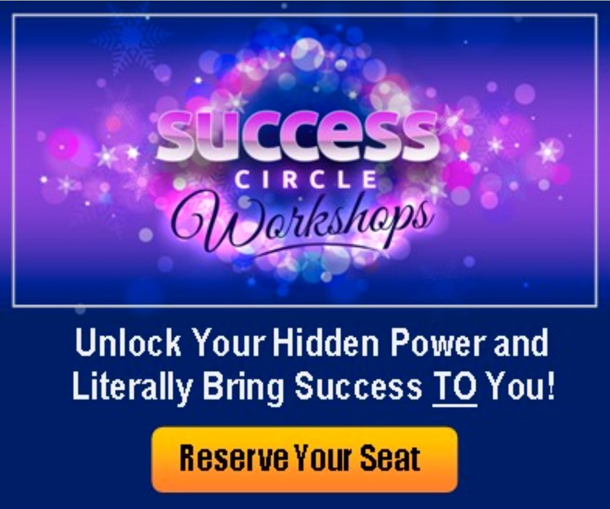 Success Circles Workshops